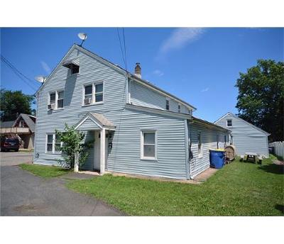 Somerset County Multi Family Home For Sale: 120 Madison Street