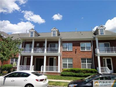 Metuchen Condo/Townhouse For Sale: 4 Central Square Park Square