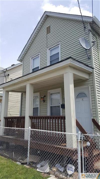 Perth Amboy Single Family Home For Sale: 364 Stanford Street