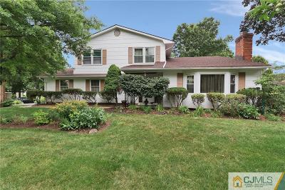 Piscataway Single Family Home For Sale: 9 Snowdrift Drive