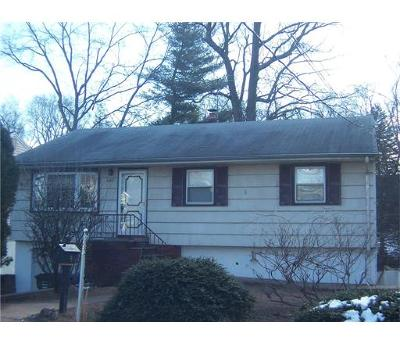 Colonia Single Family Home For Sale: 357 Maplewood Avenue