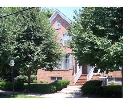 Metuchen Condo/Townhouse For Sale: 114 Central Avenue #21