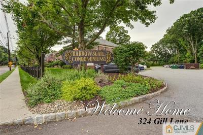 Iselin Condo/Townhouse For Sale: 324 Gills Lane #1K