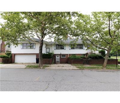 Perth Amboy Multi Family Home For Sale: 459 Cornell Street