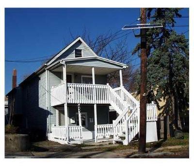Perth Amboy Multi Family Home For Sale: 853 Kreil Street