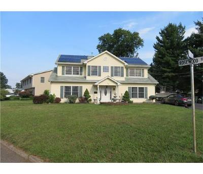 Edison Single Family Home For Sale: 55 Knollwood Road
