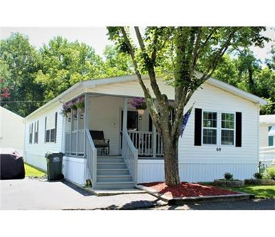 Single Family Home For Sale: 60 Village Road