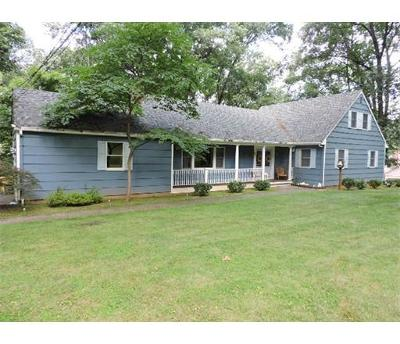 Somerset County Single Family Home For Sale: 41 Archgate Road