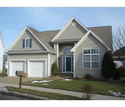 Monroe Single Family Home For Sale: 5 Spy Glass Court