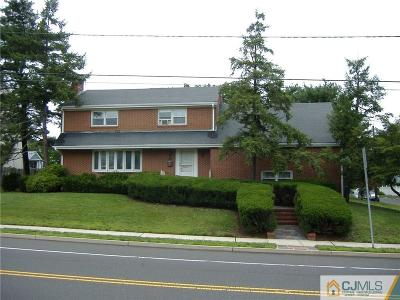Somerset County Single Family Home For Sale: 22 Franklin Boulevard