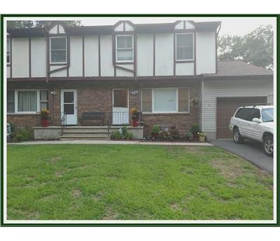 South Plainfield Single Family Home For Sale: 1300 Rush Street