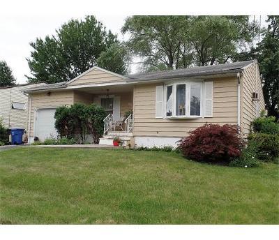 Colonia Single Family Home For Sale: 91 Preston Road