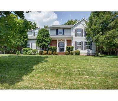 Somerset County Single Family Home For Sale: 8 Fountain Drive