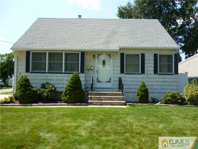 Iselin Single Family Home Active - Atty Revu: 557 Broad Street