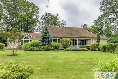 Somerset County Single Family Home For Sale: 14 Highwood Road