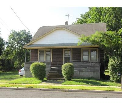 South Plainfield Single Family Home For Sale: 318 Belmont Avenue
