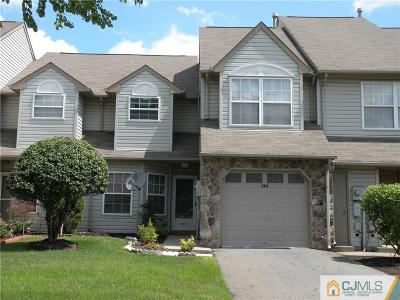Piscataway Condo/Townhouse For Sale: 373 Draco Road #373