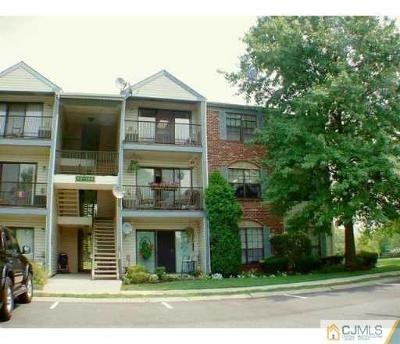 Piscataway Condo/Townhouse For Sale: 96 Canterbury Court #2096