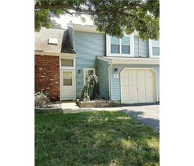 Somerset County Condo/Townhouse For Sale: 94 Stonehedge Court