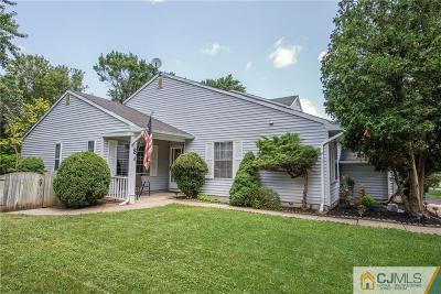 Edison Single Family Home For Sale: 8 Woodbury Road