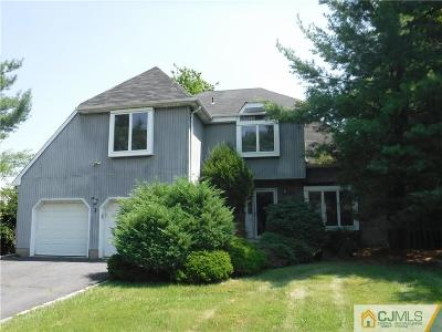 Single Family Home For Sale: 3 Vanderwater Court