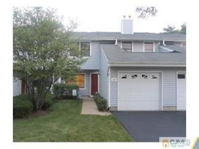 Sayreville Condo/Townhouse For Sale: 34 Upperbrook Court