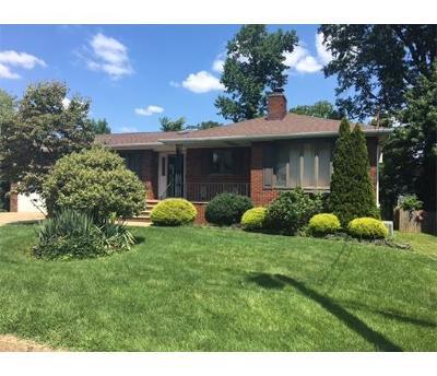 Iselin Single Family Home For Sale: 28 McLean Street