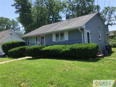 Somerset County Single Family Home For Sale: 144 Dayton Street