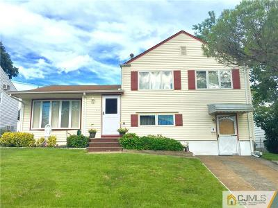 Sayreville Single Family Home For Sale: 28 Campbell Drive