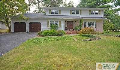 Piscataway Single Family Home For Sale: 420 Brentwood Drive