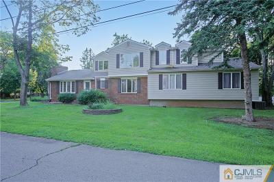Piscataway Single Family Home For Sale: 2 4th Place