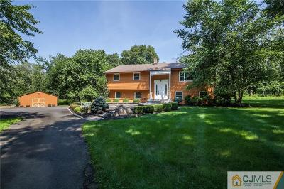Somerset County Single Family Home For Sale: 140 Old Georgetown Road
