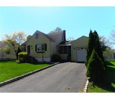 Piscataway Single Family Home For Sale: 136 Central Avenue