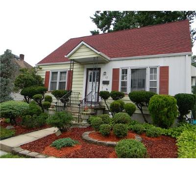Sayreville Single Family Home For Sale: 17 Harrison Street