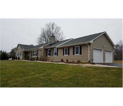 Monroe Single Family Home For Sale: 218 Gravel Hill Road