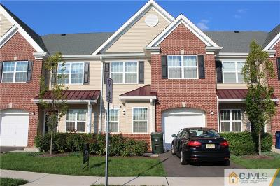 Piscataway Condo/Townhouse For Sale: 37 Masters Boulevard