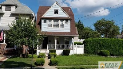 Perth Amboy Single Family Home For Sale: 88 High Street