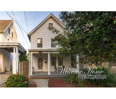 Perth Amboy Single Family Home For Sale: 224 Water Street