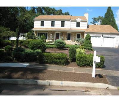 Piscataway Single Family Home For Sale: 26 Jasmine Drive