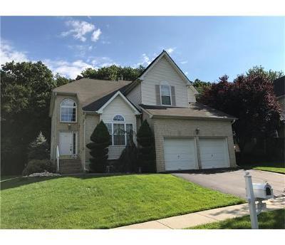 OLD BRIDGE Single Family Home For Sale: 50 Eisenhower Drive