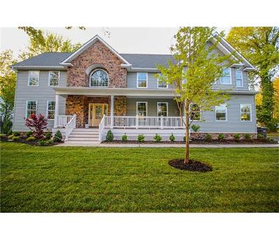 Metuchen Single Family Home For Sale: 64 Whitman Avenue