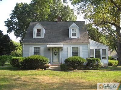 Monmouth County Single Family Home For Sale: 36 State Route 33 .