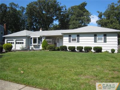 East Brunswick Single Family Home For Sale: 9 Academic Road