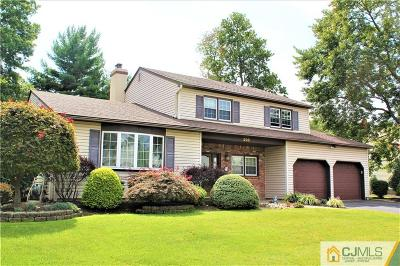 Edison Single Family Home For Sale: 205 Normandy Road