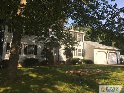 Sayreville Single Family Home For Sale: 1 Glynn Court