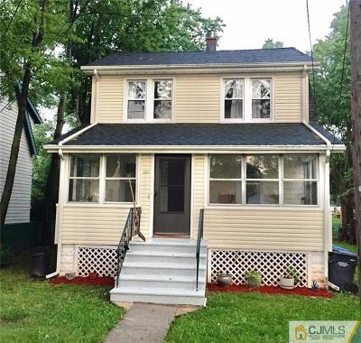 Metuchen Single Family Home For Sale: 420 Midland Avenue