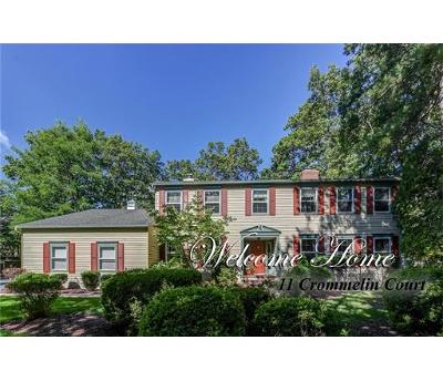 East Brunswick Single Family Home For Sale: 11 Crommelin Court