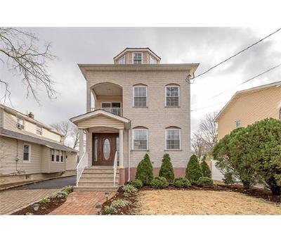 Metuchen Single Family Home For Sale: 3 W Walnut Street