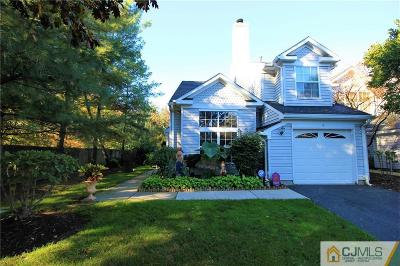 Sayreville Condo/Townhouse For Sale: 9 Forden Court