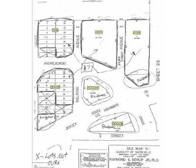 Sayreville Single Family Home For Sale: 0000 Kearney & Melrose Avenue